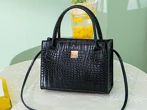 Patent Leather Women Crossbody Bags Crocodile Female Shoulder Bag Handbags Cheap Women's Bags 2021 High Quality Ladies Tote Bag