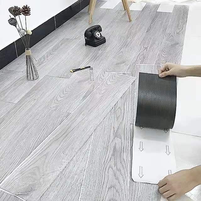 Gmart Pvc Material Self Adhesive, Self Adhesive Laminate Flooring