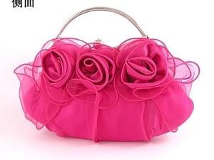 FWC 2020 Floral Wedding Clutches purse