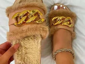 Fashionable Girls Footwear Summer Sandals For Women Slipper Woman Sandals