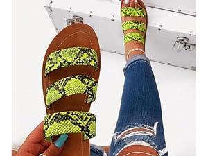 Ladies Slippers 14#21